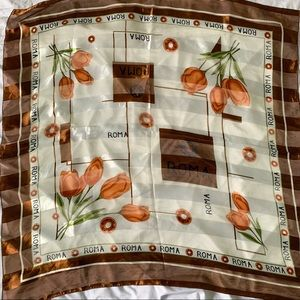 Roma Floral Scarf